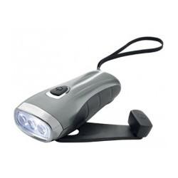 LAMPE A DYNAMO 3 LED